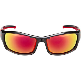 UVEX sportstyle 211 Glasses black red